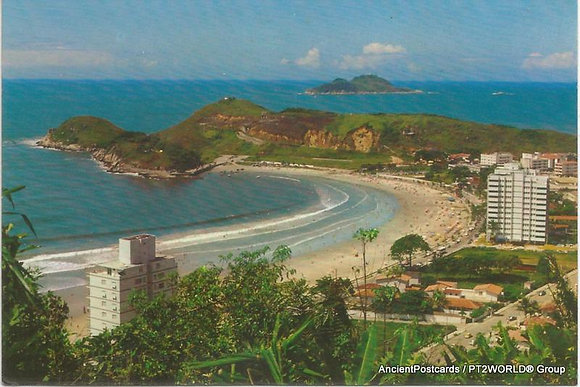 Brasil Postcards BRP2517 Guarujá