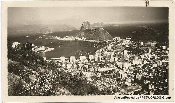 Brasil Postcards BRP3000 Rio de Janeiro