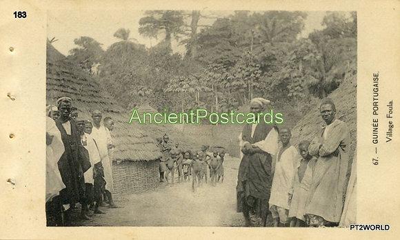 Guinea Bissau GPP183 67 Guinne Portuguaise