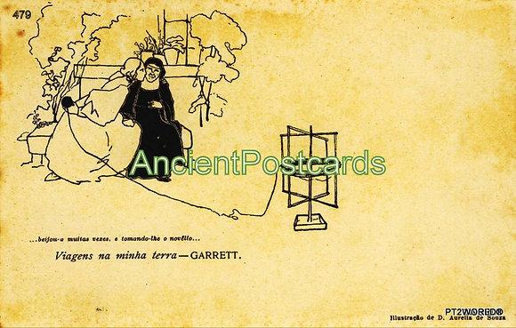 Portugal PTPT479 Porto Almeida Garrett