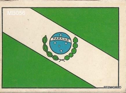 Brasil MatchBoxes BRMB056 Estado do Paraná 08
