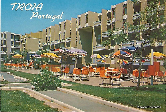 Portugal PTST1984 Setubal Tróia