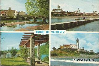 Portugal PTVC1484 Viana do Castelo Arcos de Valdevez