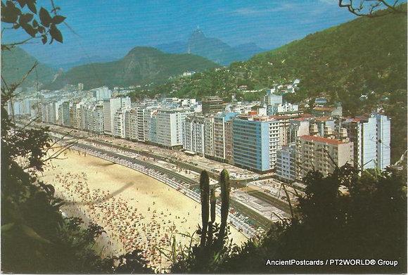 Brasil Postcards BRP2509 Rio De Janeiro