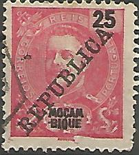 Moçambique MOS0010011911 Correios de Portugal