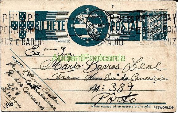 Bilhete Postal PT033/40