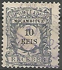 Moçambique MOS0070011917 Correios de Portugal