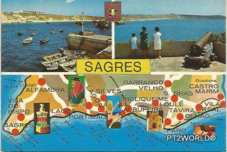 Portugal PTFA1288 Faro Sagres