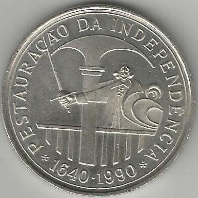 Portugal PT1071990 100 Escudos 1990