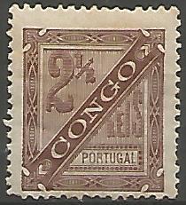 Congo COS0010011894 Correios de Portugal