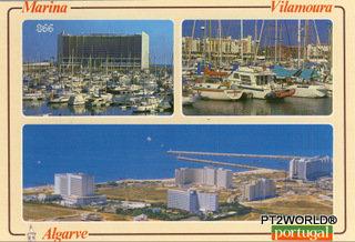 Portugal PTFA866 Faro Vilamoura