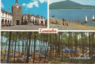 Portugal PTVC1422 Viana do Castelo Caminha