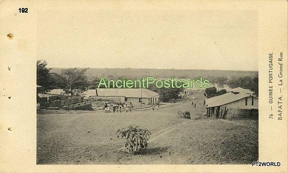Guinea Bissau GPP192 76 Guinne Portuguaise