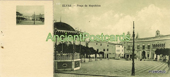 Portugal PTPO117 Portalegre Elvas