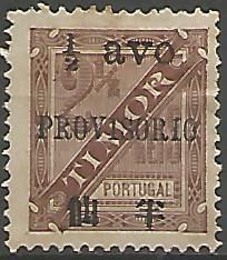 Timor TIS0020011894 Correios de Portugal