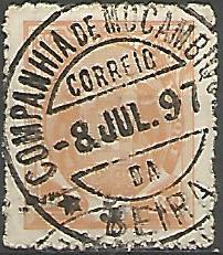 Moçambique MOS003001895 Correios de Portugal