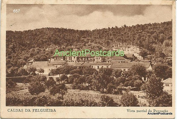 Portugal PTVS657 Viseu Caldas da Felgueira