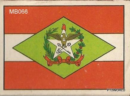 Brasil MatchBoxes BRMB066 Estado de Santa Catarina 18