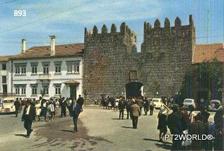 Portugal PTGU893 Guarda Trancoso