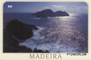 Portugal PTMA916 Madeira