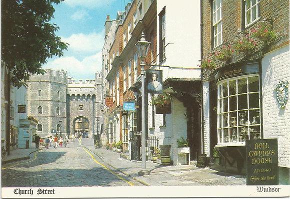 United Kingdom UKPE0100 Berkshire Windsor 1984