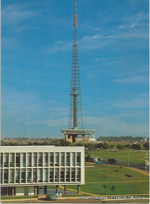 Brasil Postcards BRP2502 Brasilia