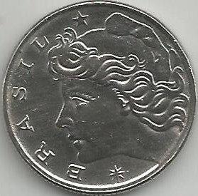 Brasil Coins BRC0011967 10 centavos 1967