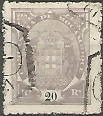 Moçambique MOS0070011895 Correios de Portugal