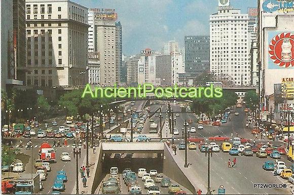 Brasil Postcards BRP1726 S. Paulo