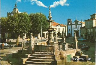 Portugal PTVC1417 Viana do Castelo Caminha