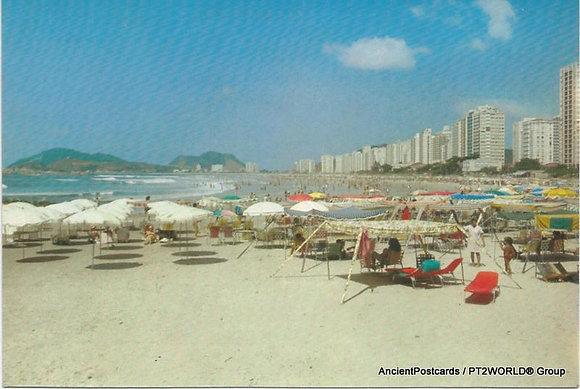 Brasil Postcards BRP2516 Guarujá