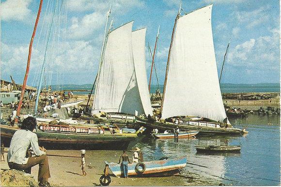 Brasil Postcards BRP2394 Bahia