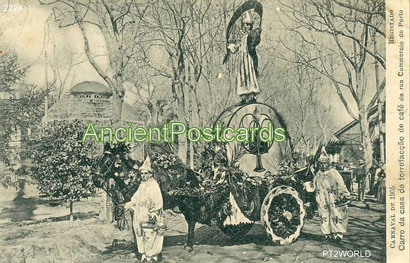 Portugal PTPT24 Porto Carnaval 1905