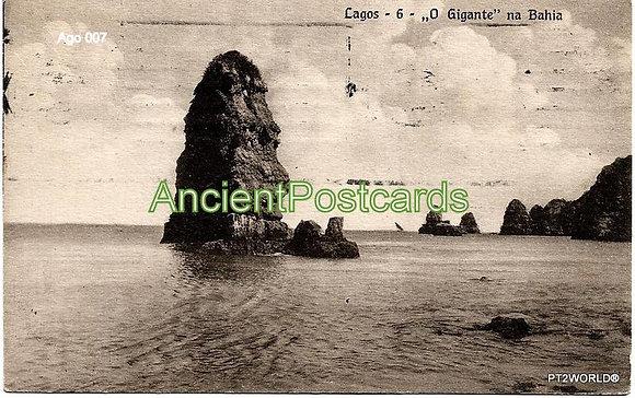 Portugal Ago PTFR0071921  Algarve Lagos 1921