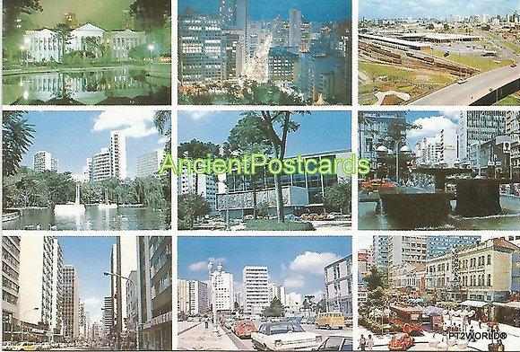 Brasil Postcards BRP1730 Curitiba