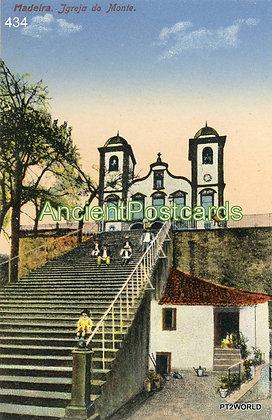 Portugal PTMA434 Madeira