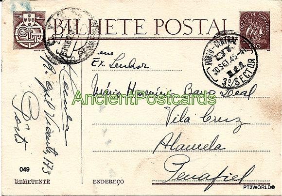 Bilhete Postal PT049/45