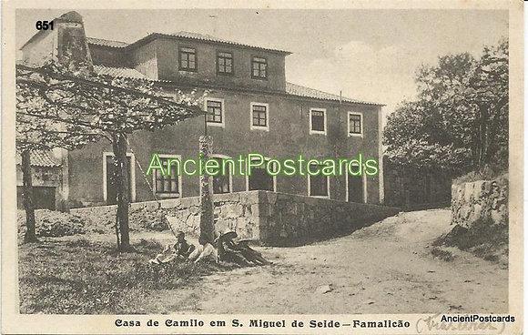 Portugal PTBR651 Braga Famalicão