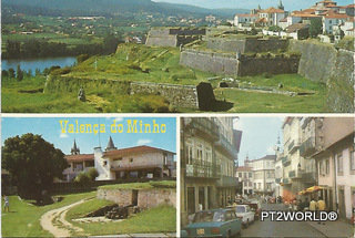 Portugal PTVC1560 Viana do Castelo Valença do Minho