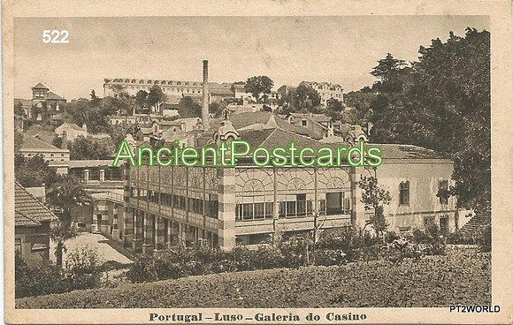 Portugal PTAV522 Aveiro Luso