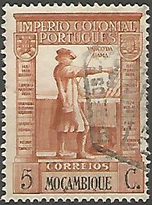 Moçambique MOS0020011938 Correios de Portugal