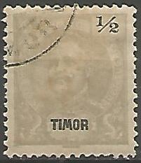 Timor TIS0010011898 Correios de Portugal