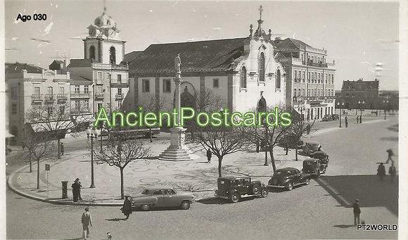 Portugal Ago PTST0301955 Setubal 1955
