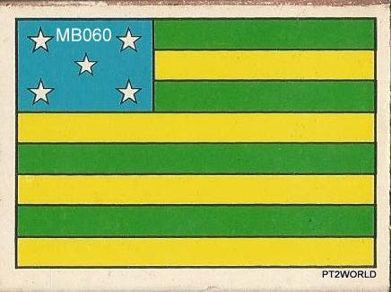 Brasil MatchBoxes BRMB060 Estado de Goiás 12