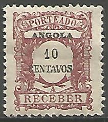 Angola ANS0040011911 Correios de Portugal