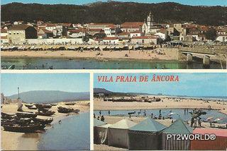 Portugal PTVC1566 Viana do Castelo Vila Praia de âncora