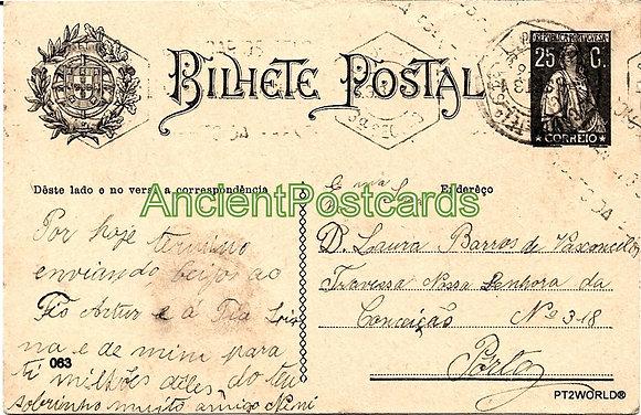 Bilhete Postal PT063/31