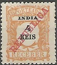 India INS0020011911 Correios de Portugal