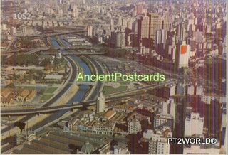 Brasil Postcards BRP1052 S. Paulo