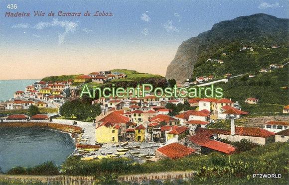 Portugal PTMA436 Madeira